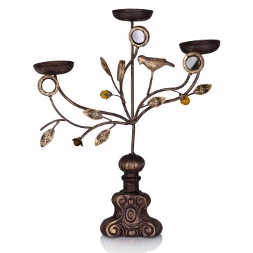 Подсвечник для трех свечей Arime