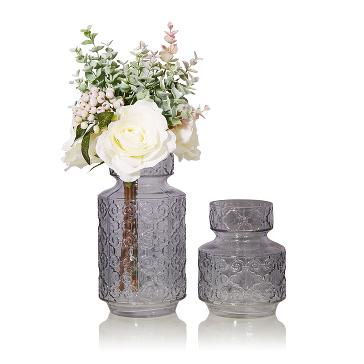 Ваза для цветов Tiarra (малая): купить по цене 486.38 руб.