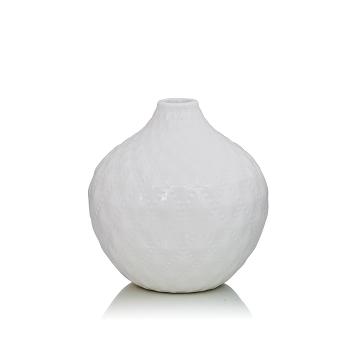 Небольшая вазочка из керамики Layna: купить по цене 598.91 руб.