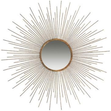 Дизайнерское настенное зеркало Luminosity