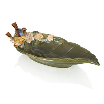 Декоративное керамическое блюдо Lavoie