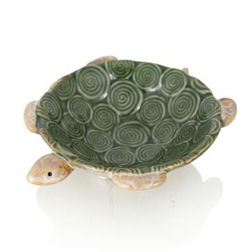 Декоративная чаша Green Turtle