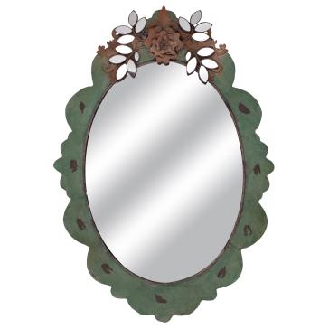 Овальное настенное зеркало Gadara